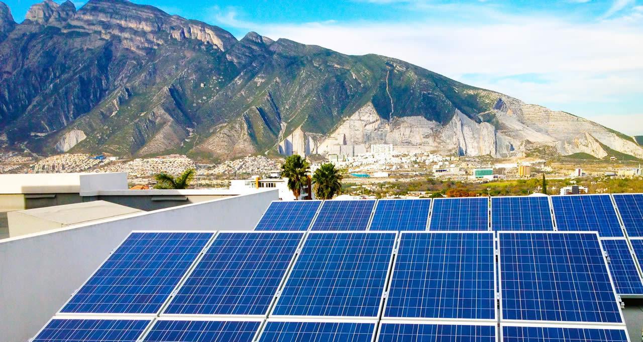 Generar electricidad con paneles solares fotovoltaicos