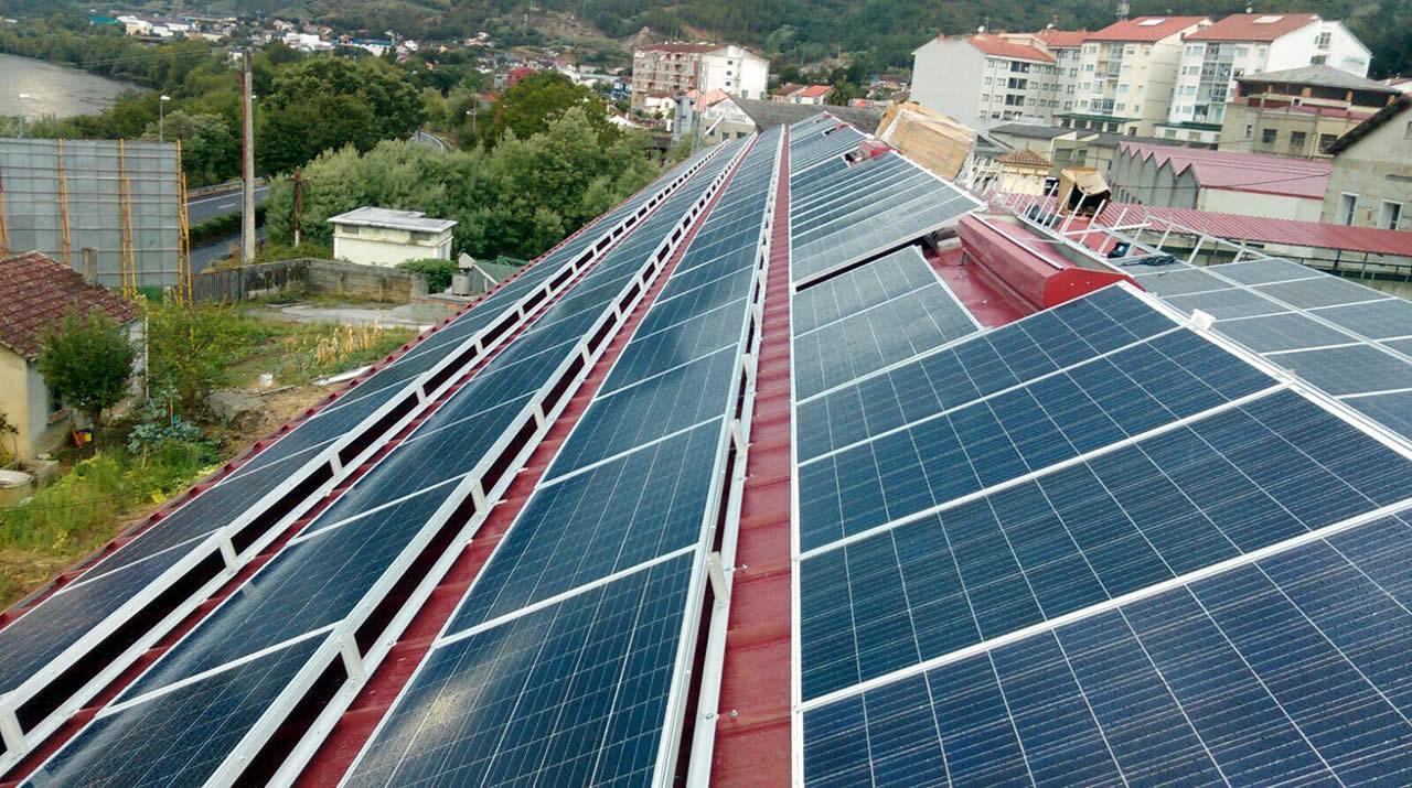 Instalación de energía solar fotovoltaica para autoconsumo en MAGEFRIGOR