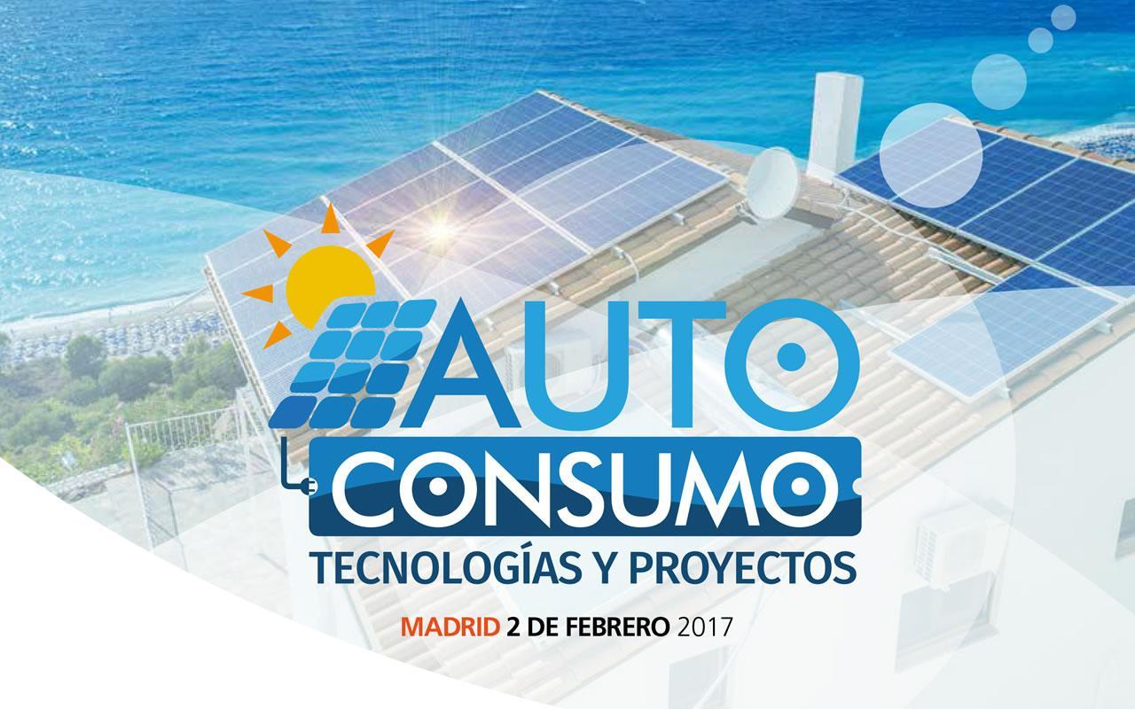 Programa Jornada Técnica Autoconsumo. Tecnologías y Proyectos