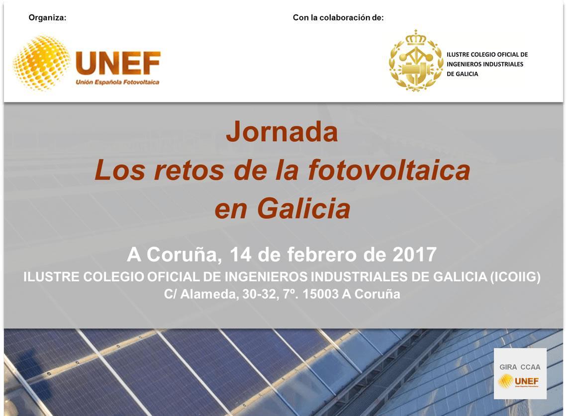 Jornada UNEF Galicia Febrero 2017