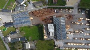 Instalación Energía Solar Fotovoltaica Hijos Ramon Rubal - EDF Solar
