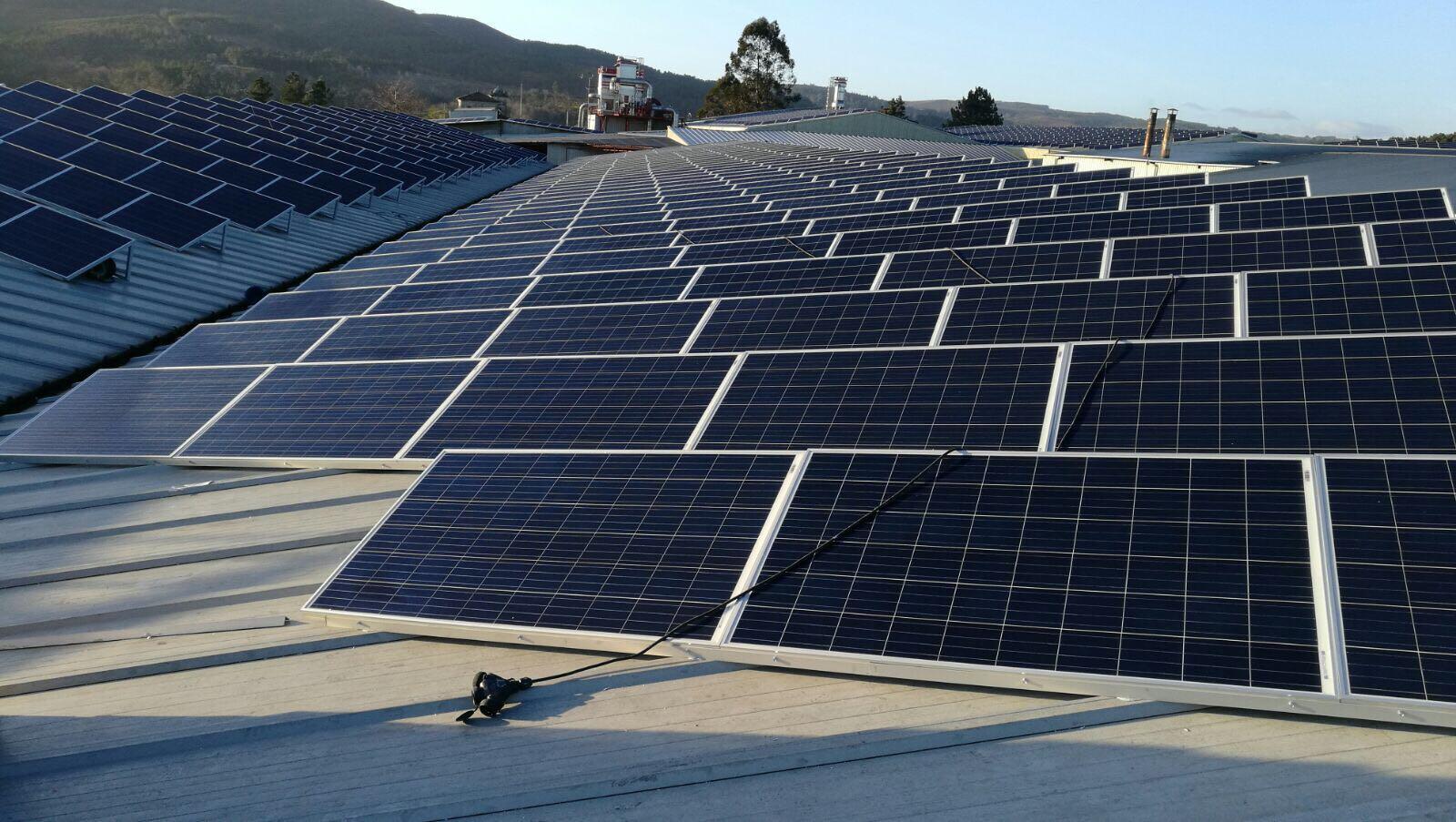 La mayor instalación de energía solar fotovoltaica para autoconsumo de España