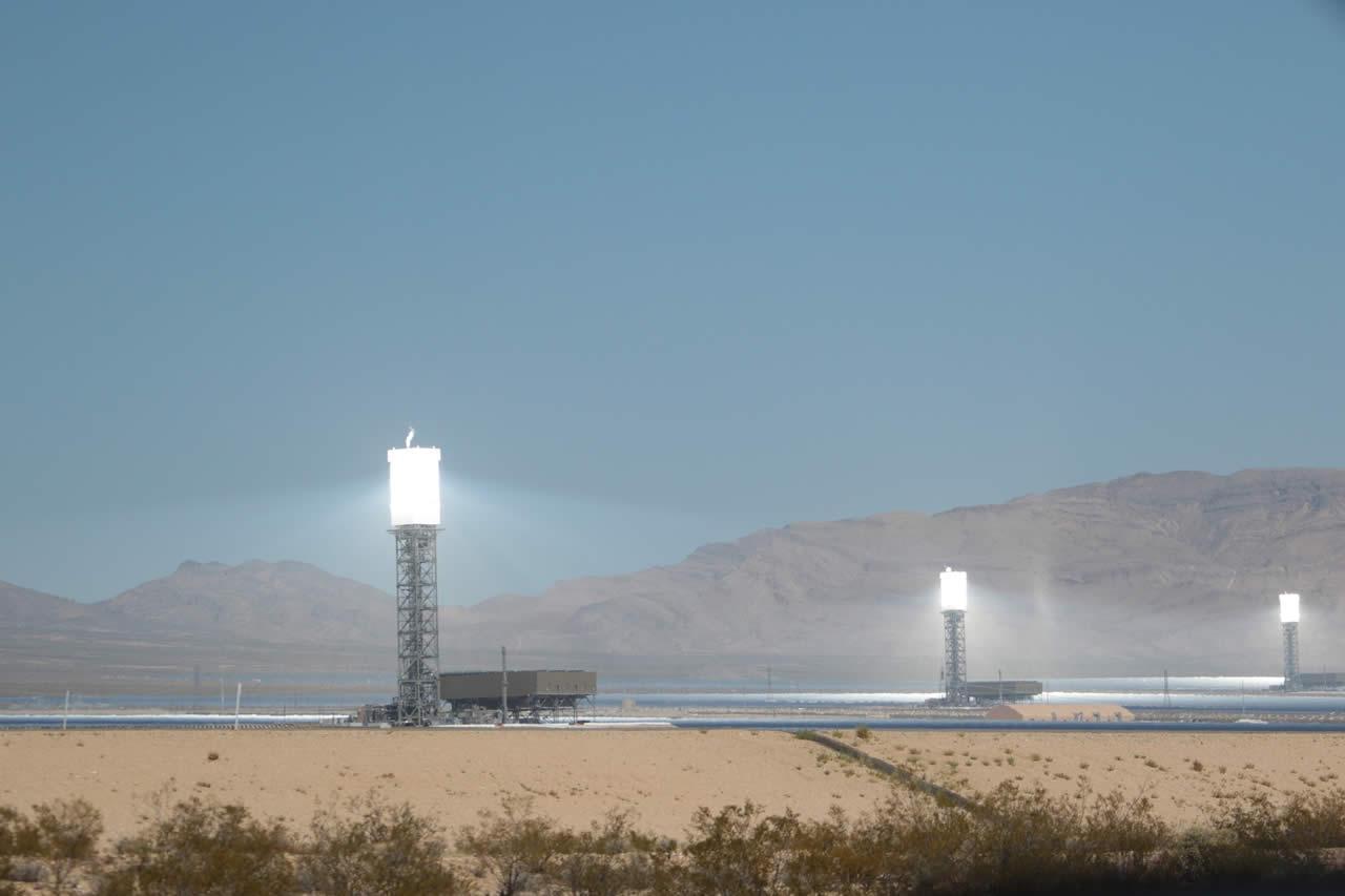 La energía solar abastece el 50% de la electricidad de California por primera vez