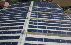 Instalación de autoconsumo fotovoltaico en Montiño 2 - EDF Solar