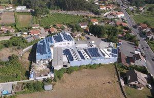 Instalación de autoconsumo fotovoltaico en Montiño - EDF Solar
