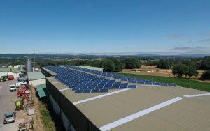 Instalación de autoconsumo en Icos Chantada - EDF Solar