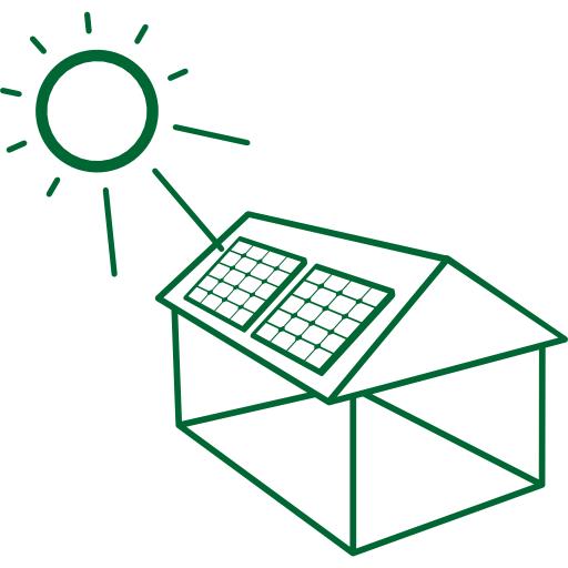 Como funciona instalación de autoconsumo - EDF Solar