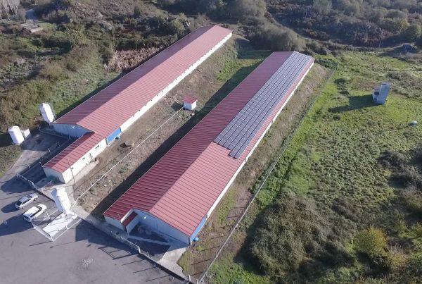 Instalación de autoconsumo en Coren Trasalva (Ourense) - EDF Solar