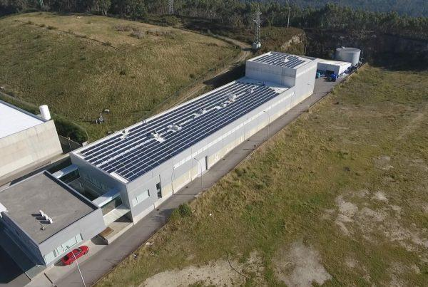 Instalación de autoconsumo industrial en Egalsa (A Coruña) - EDF Solar