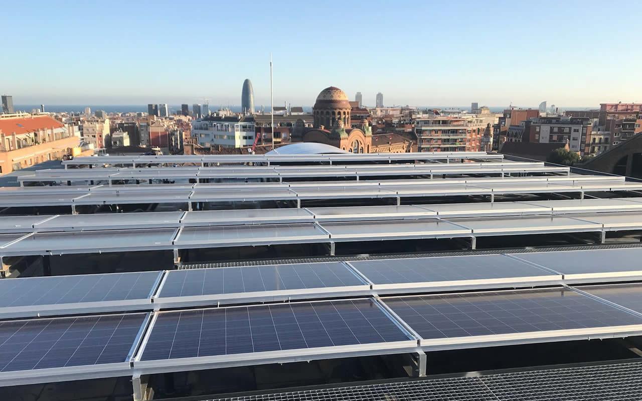 Más de 1,4mw de autoconsumo industrial instalados en enero 2018 - EDF Solar