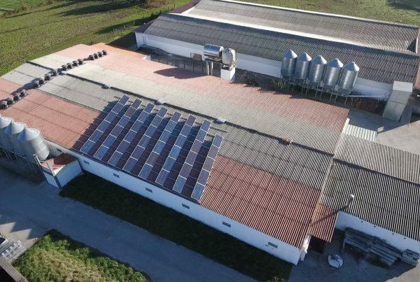 Instalación de autoconsumo en Casamaro SAT, Pontevedra - EDF Solar