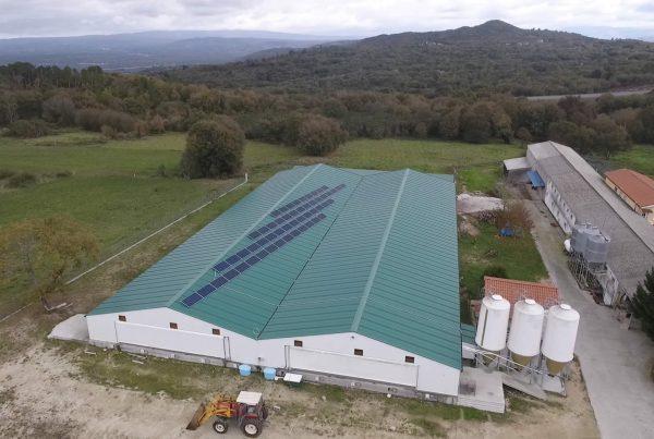 Instalación de autoconsumo en O Recuncho, Ourense - EDF Solar
