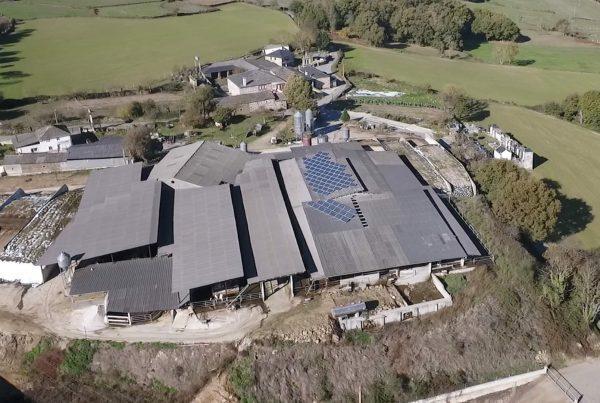EDF Solar - Instalación de autoconsumo en SAT Ladeira