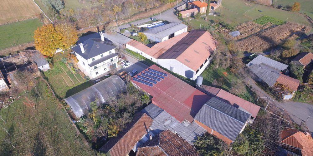 Instalación de autoconsumo fotovoltaico en Hermanos Arias, Pontevedra - EDF Solar