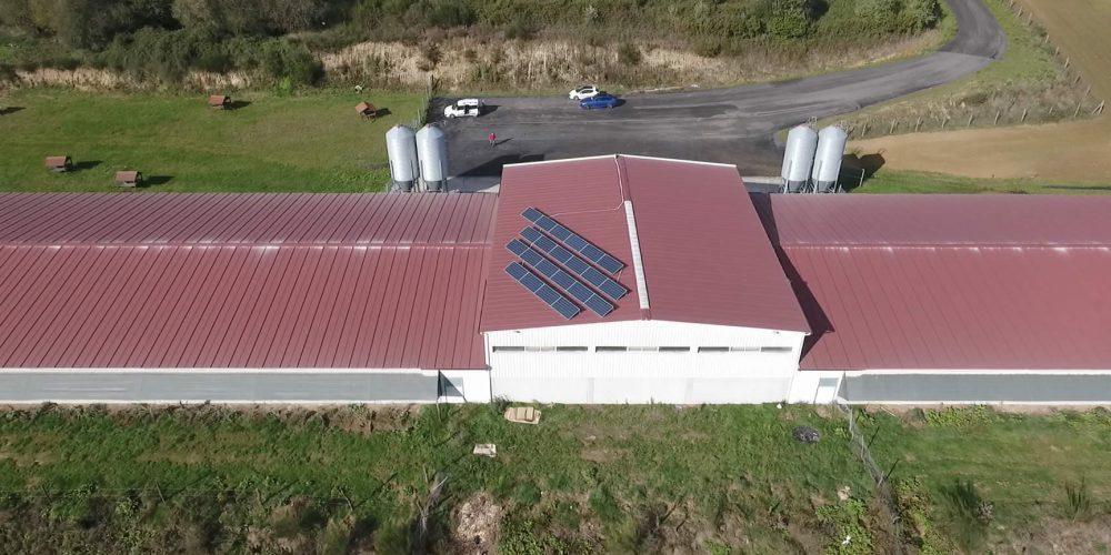 Instalación de autoconsumo en Huevos de Oro, A Coruña - EDF Solar