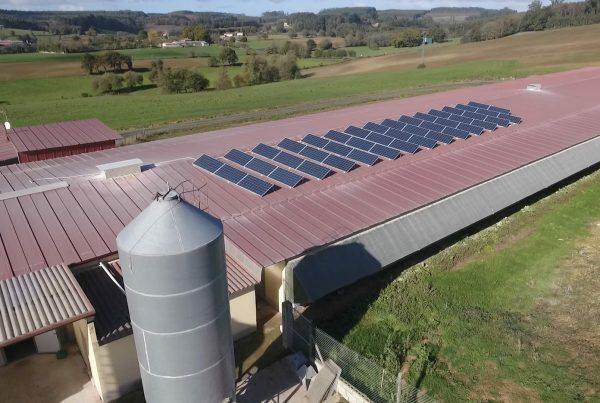 Instalación de autoconsumo en La Sobreira, A Coruña - EDF Solar