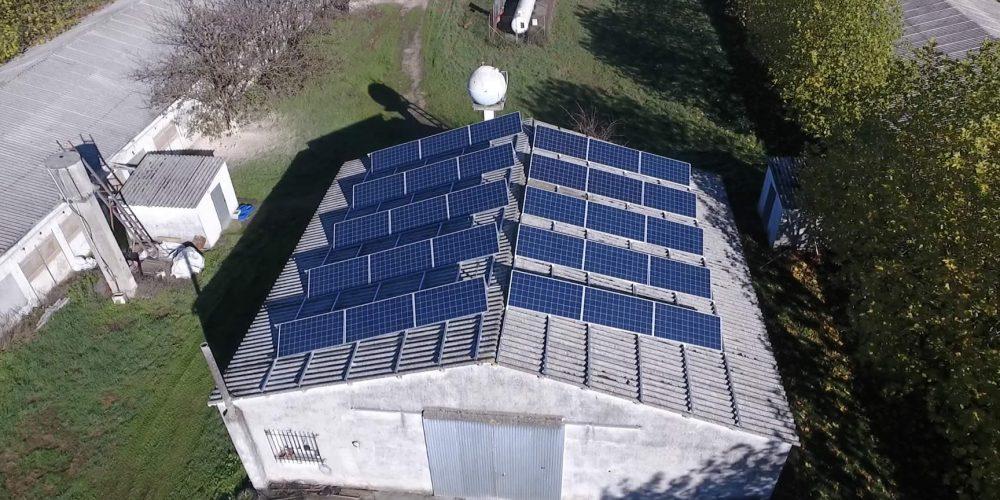 Instalación de autoconsumo en Avisuego, Lugo - EDF Solar