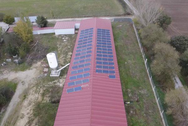 Instalación de autoconsumo en Opazo y Fernandez, Ourense - EDF Solar