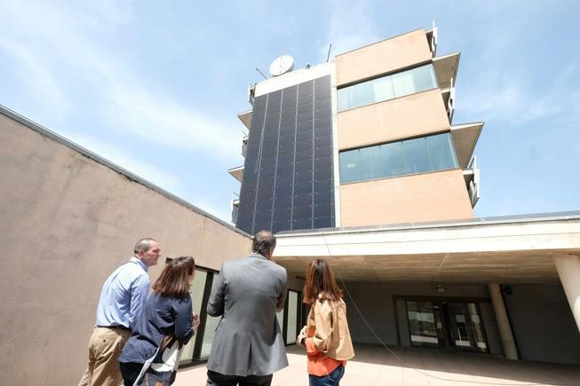 Instalación de autoconsumo en el Ayuntamiento de Gavà - EDF Solar