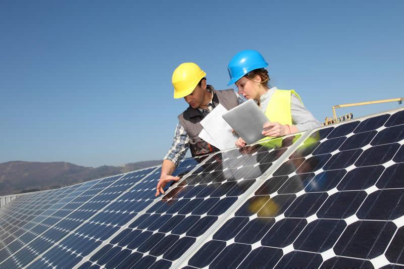 Oferta empleo ingenieros energia fotovoltaica EDF Solar