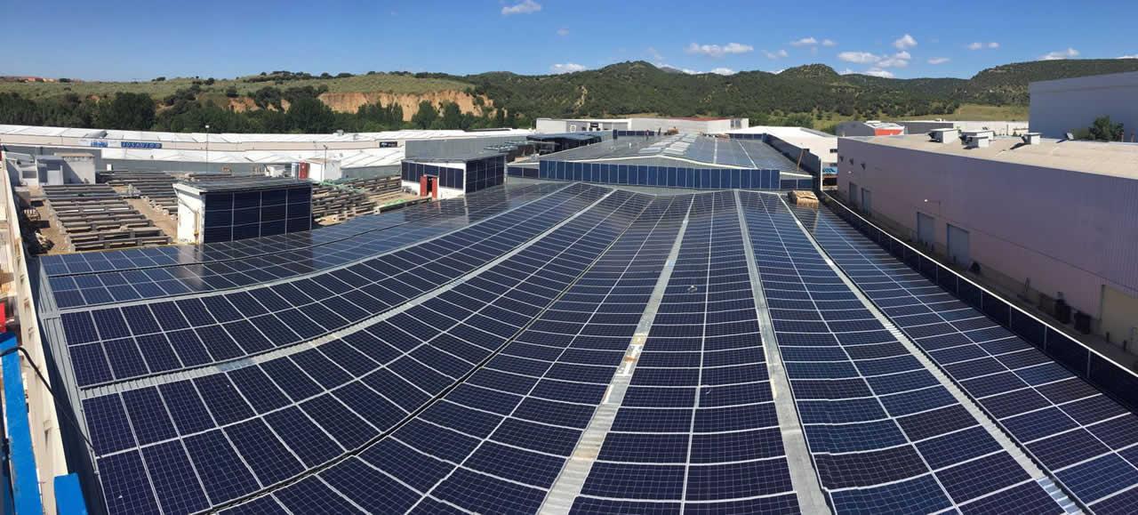 EDF solar desarrolla la instalación de autoconsumo aislada más grande de España