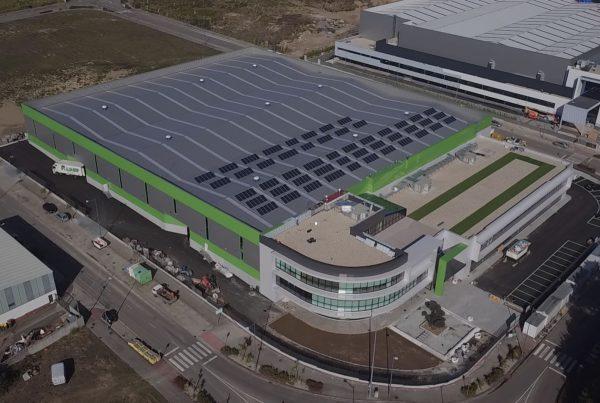 Instalación de autoconsumo en Ecoforest, Pontevedra - EDF Solar