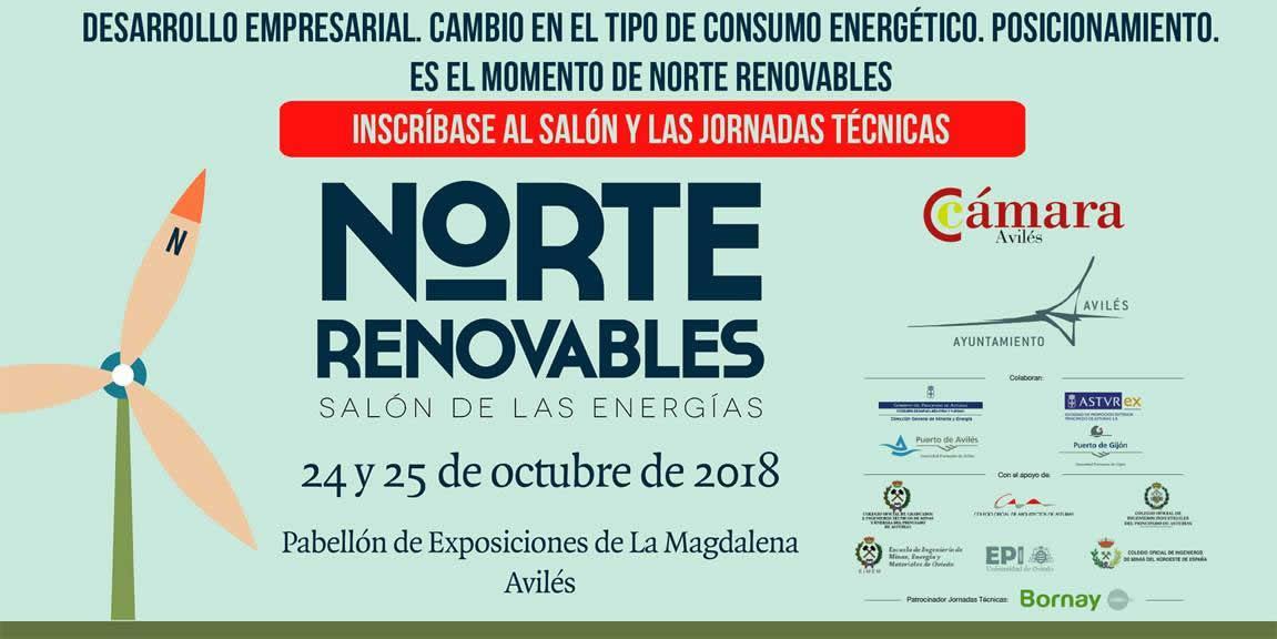 EDF Solar en Norte Renovables 2018