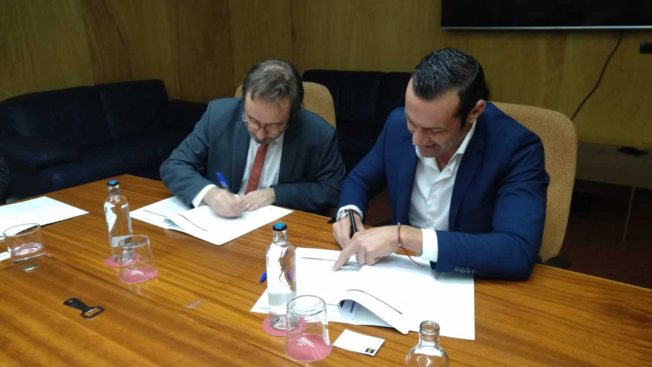 EDF Solar firma acuerdo con Cabildo de Gran Canaria para autoconsumo