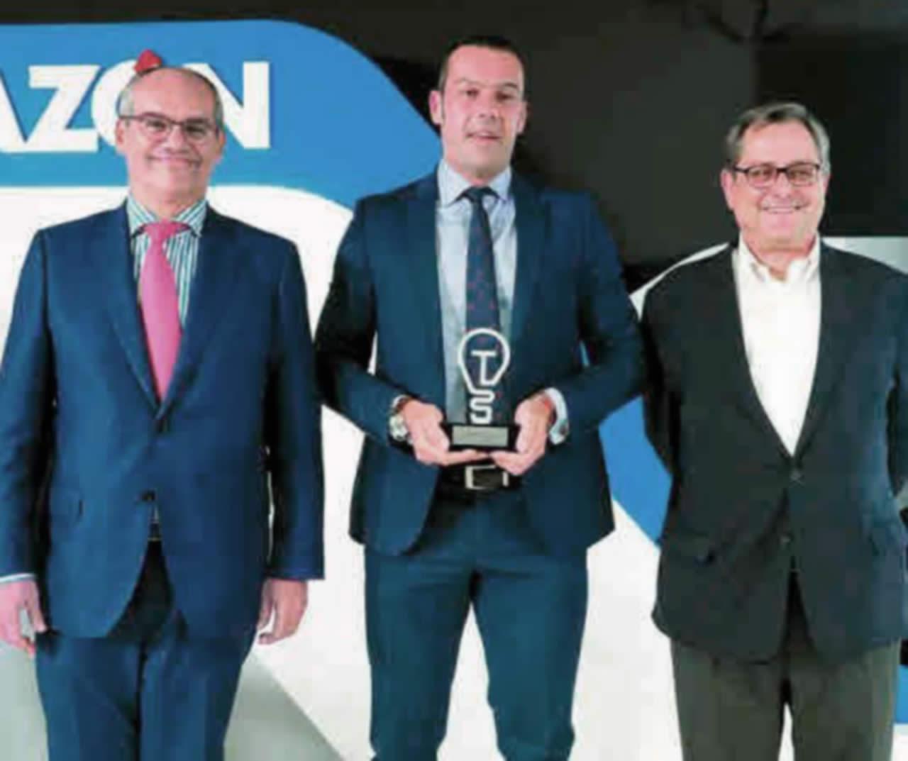 Eidf Solar galardonada en II Premios innovación y Tecnología de La Razón