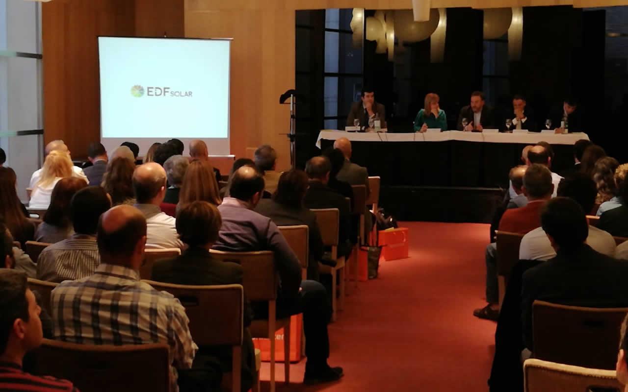 EDF Solar en las X Jornadas Técnicas de AESAR
