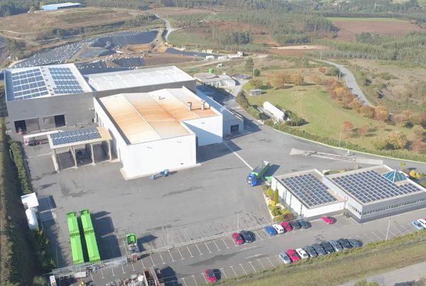Instalación de autoconsumo en Cesuga, A Coruña - EDF Solar