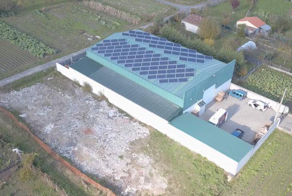 Instalación de autoconsumo en Serra do Larouco, Ourense - EDF Solar