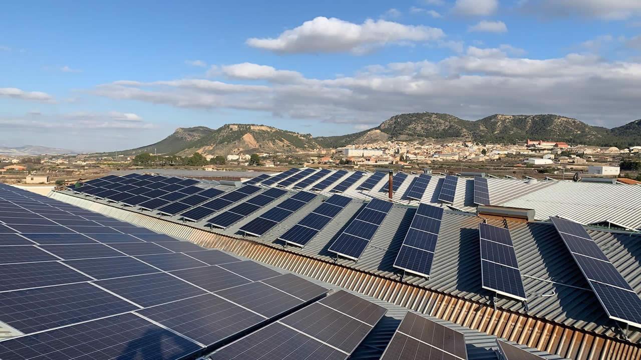 La mayor instalación de autoconsumo con acumulación para empresa agraria en España