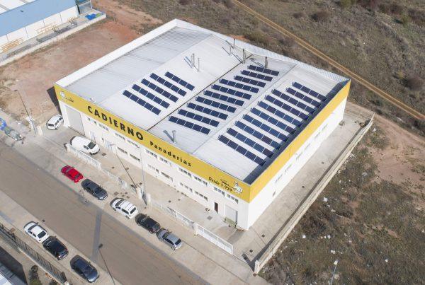 Instalación de autoconsumo en Panaderías Cadierno, Astorga - EDF SOLAR