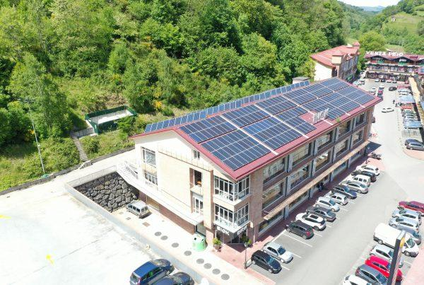 Instalación de autoconsumo en Biok, Navarra - EDF SOLAR