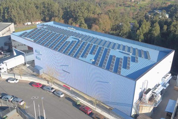Instalación de autoconsumo en Numarsi, Pontevedra - Eidf Solar