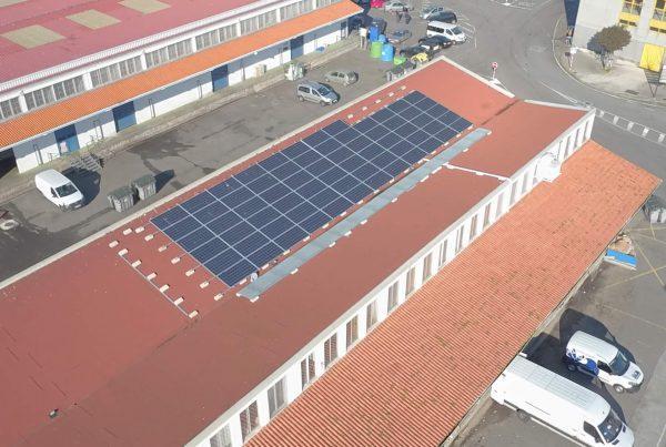 Instalación de autoconsumo en O Percebeiro, Marín, Pontevedra - EDF SOLAR