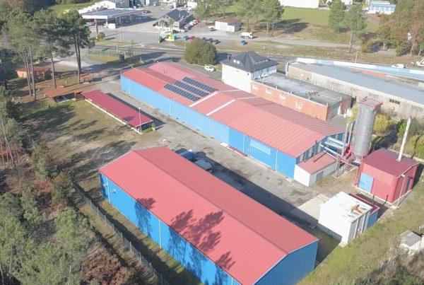 Instalación de autoconsumo en Todomadera Viñó, Pontevedra - EDF Solar