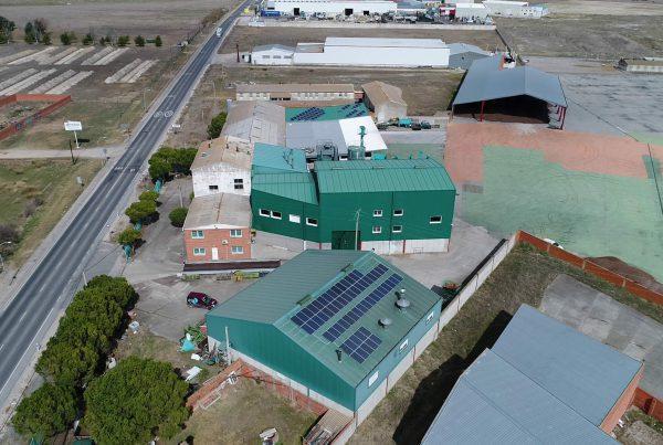 Instalación de autoconsumo en Piñones Pedraja, Valladolid - EDF SOLAR
