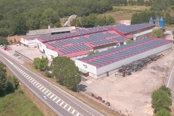 Instalación de autoconsumo en Maderas Gómez Villamarín - Eidf Solar