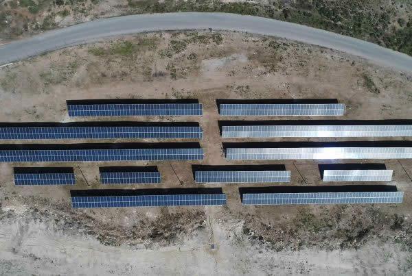 EDF SOLAR - Instalación de autoconsumo en Agropor Finca Molineta