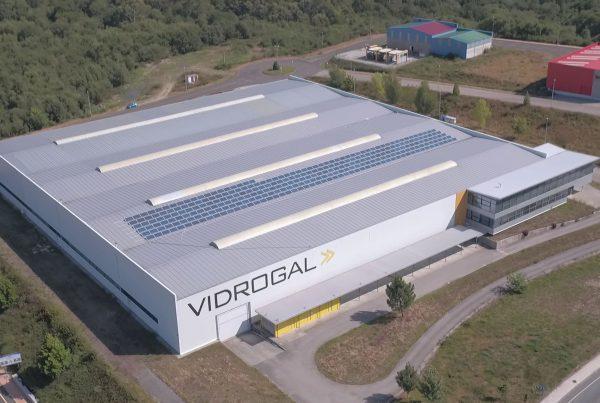 Instalación de cubierta solar fotovoltaica para autoconsumo en Vidrogal, Pontevedra - EDF SOLAR