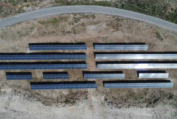Instalación de autoconsumo fotovoltaico en Agropor Finca Molineta, Murcia - EDF SOLAR