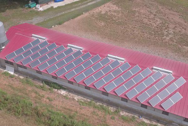 Instalación de autoconsumo en Pazo de Vilane, Lugo - EDF SOLAR