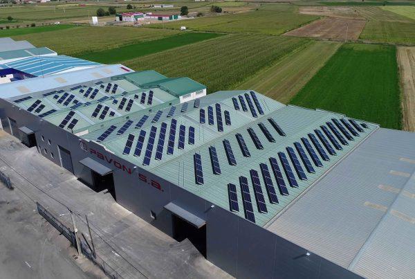 Instalación de autoconsumo en Pavón S.A. Zamora - EDF SOLAR