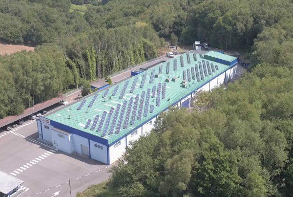 Instalación de autoconsumo fotovoltaico en Lualco, Lugo - EDF SOLAR