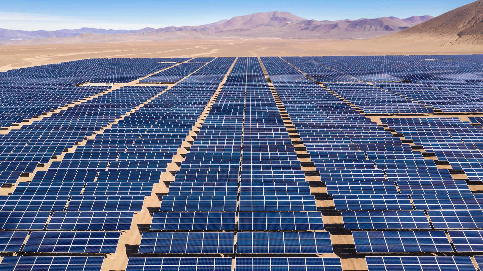 Planta de Generación Fotovoltaica - EDF Solar