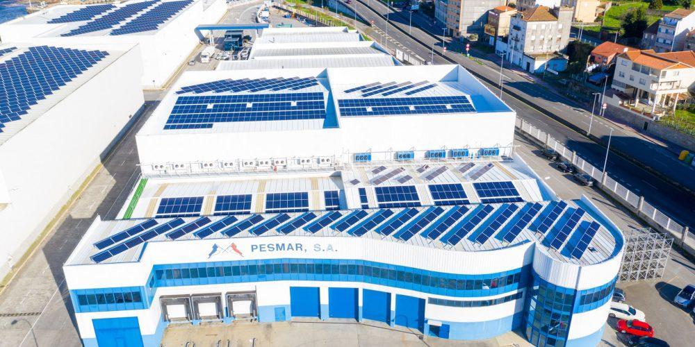 Instalación de autoconsumo en Pesmar, Galicia - EDF SOLAR