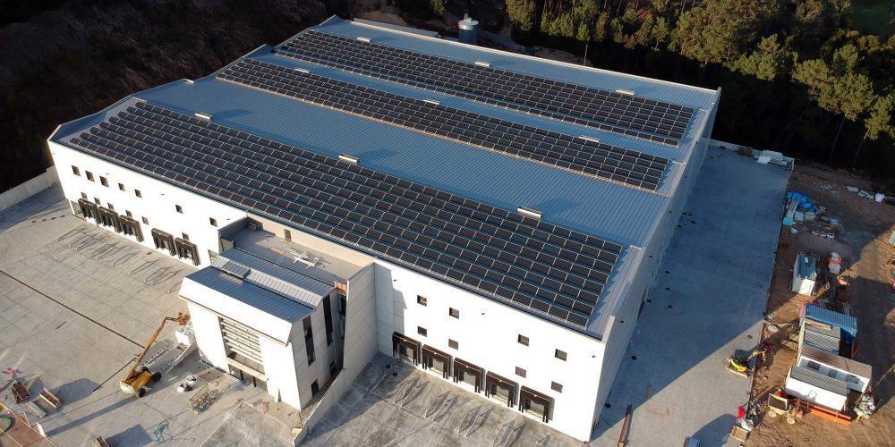 Instalación de autoconsumo en Ibáñez, Galicia - EDF SOLAR