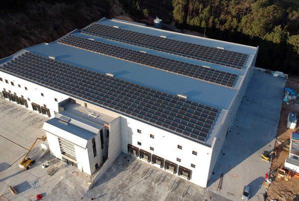 Instalación de autoconsumo en Ibáñez, Galicia - Eidf Solar